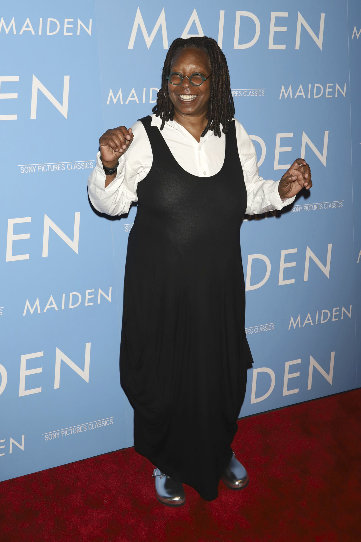 """NY Premiere of """"Maiden"""""""