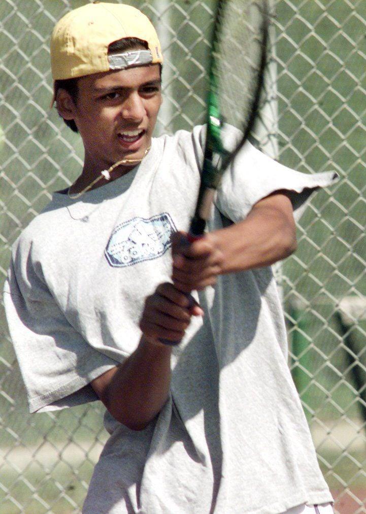 Vinay Bhamidipati, Tennis, 2002