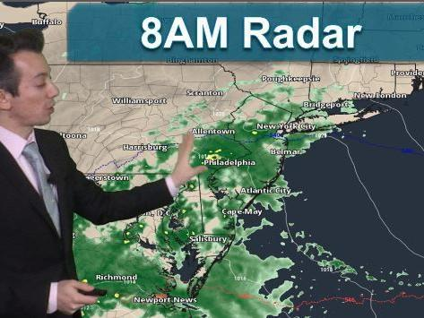 WEATHER: Coastal flooding arrives, rain continues as storm moves up the shore