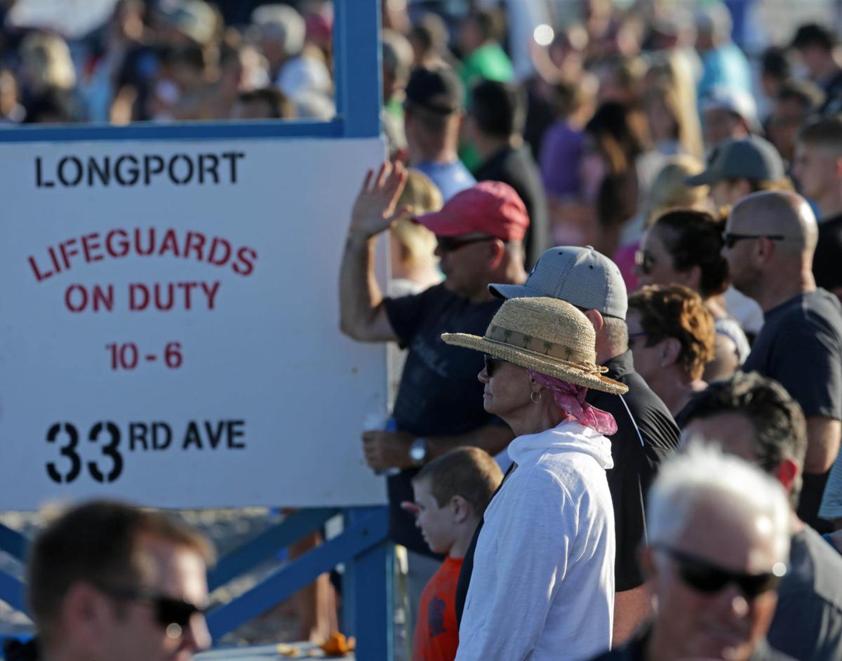 Lifeguard Races in Longport
