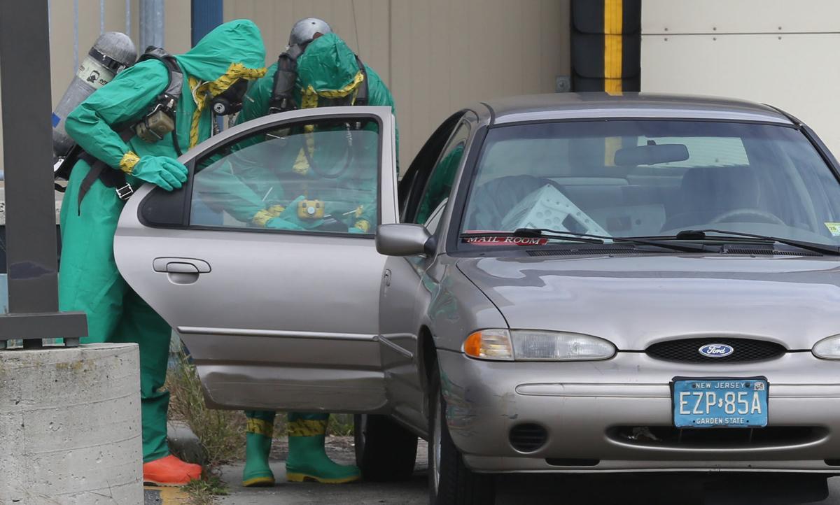 Atlantic City fire investigates second suspicious package addressed