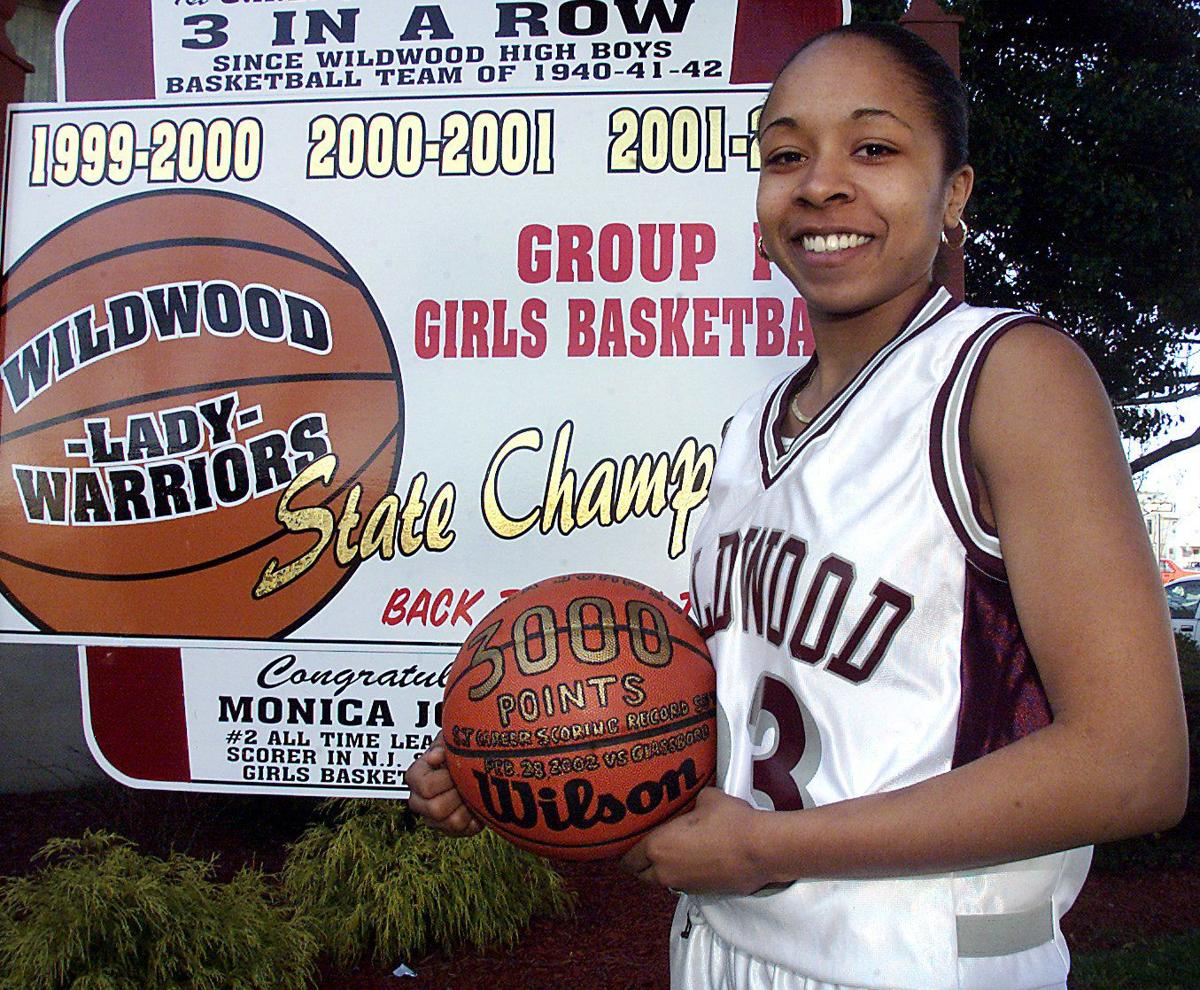 Monica Johnson, Wildwood, 2002