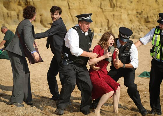 Small-town lives changed forever in BBC America's 'Broadchurch'