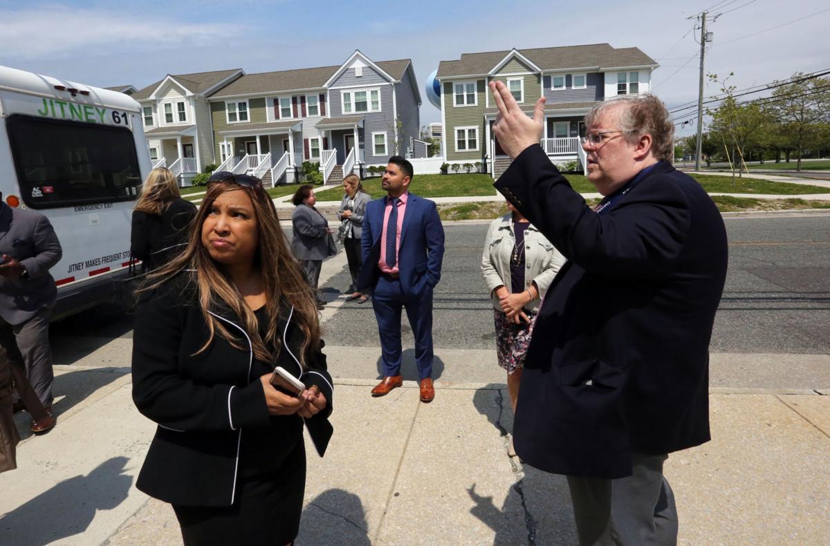 Atlantic City public housing tour