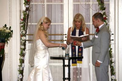 Lori Gersh - Wedding officiant