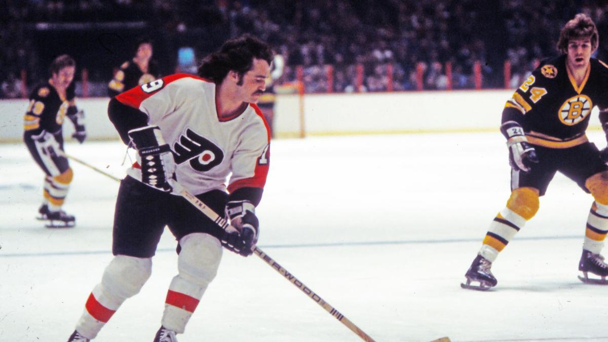 Look Back at Flyers Rick MacLeish