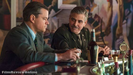 Directing is the No. 1 job  for 'Monuments' Clooney
