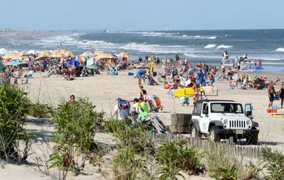 Stone Harbor Beach Days End