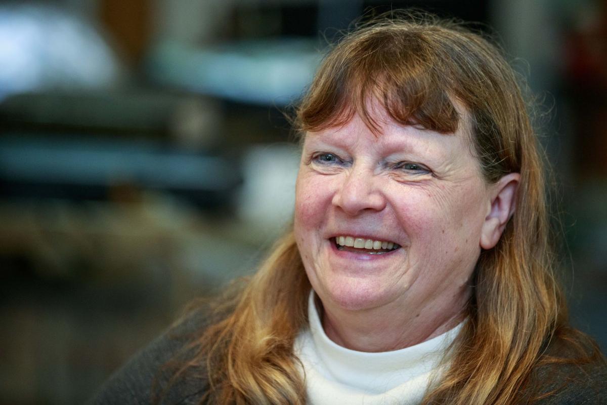 Veteran Linda Boris