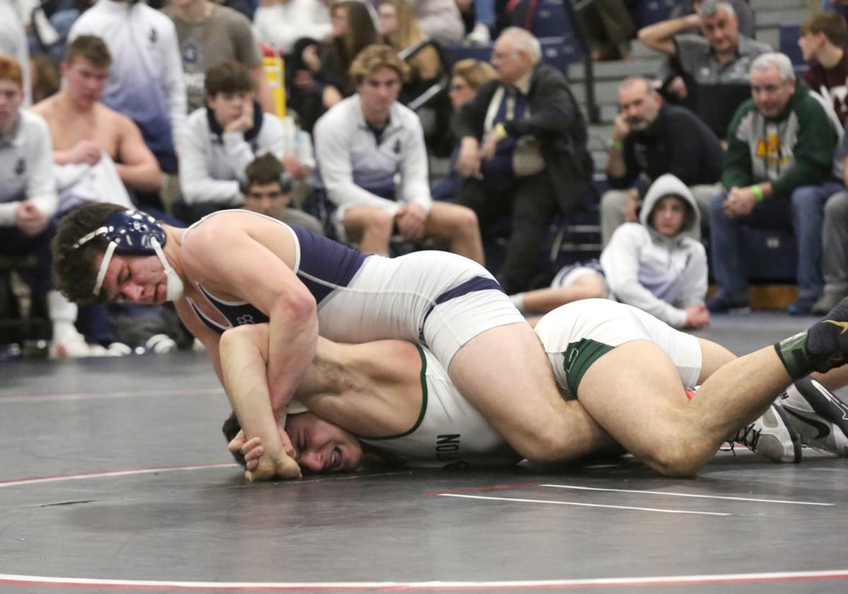 St. Augustine wrestling state final