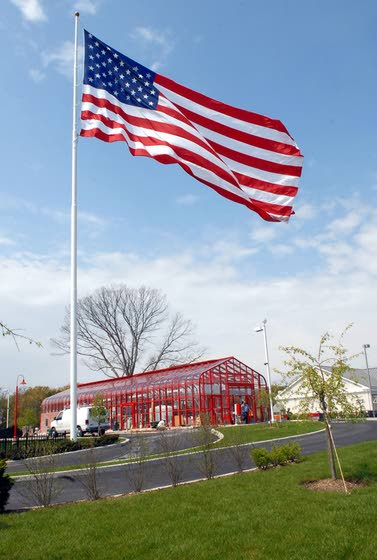 Platinum Car Wash >> Answer Guy: Huge flag in Pleasantville | Atlantic County | pressofatlanticcity.com