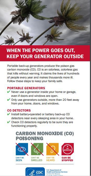 Portable generator safety tips for homeowners