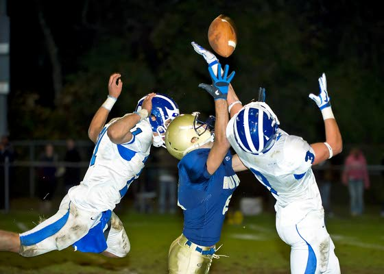 Unbeaten Spartans stop Hammonton with big 'D'
