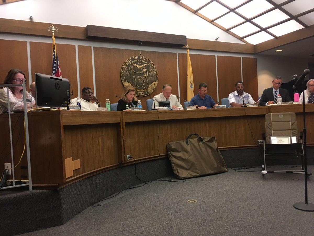 The Township Committee of Egg Harbor Township