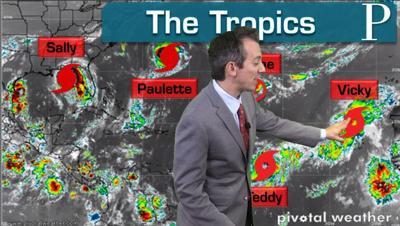 Joe September 14 Weather
