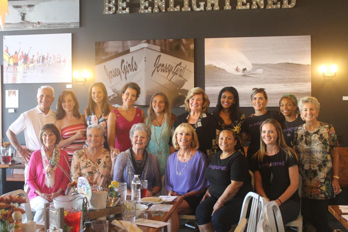Miss Americas at Enlightened Cafe