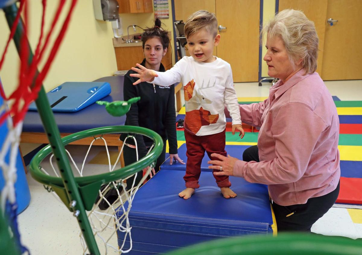 Weisman Children's Outpatient Rehabilitation Center
