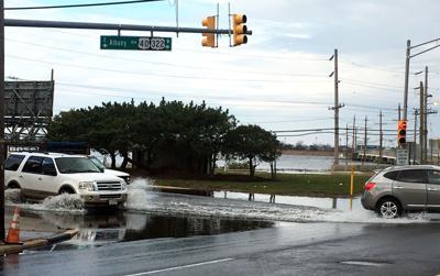 Minor Coastal Flooding Black Horse Pike