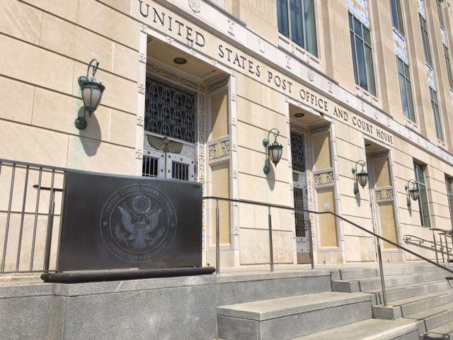Federal Court House Camden (