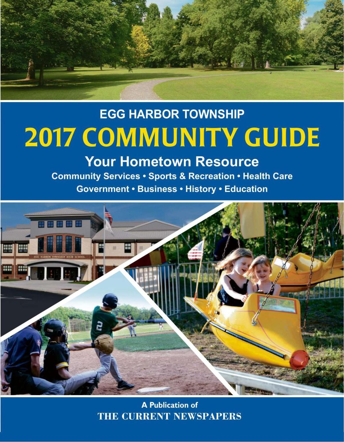 Egg Harbor Township Community Guide 2017