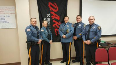 Galloway Police bring back D.A.R.E.