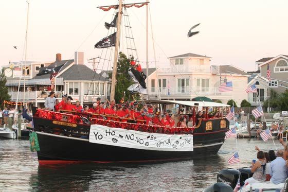 Night in Venice ReturnsDamage from Hurricane Sandy won't dampen O.C. annual parade