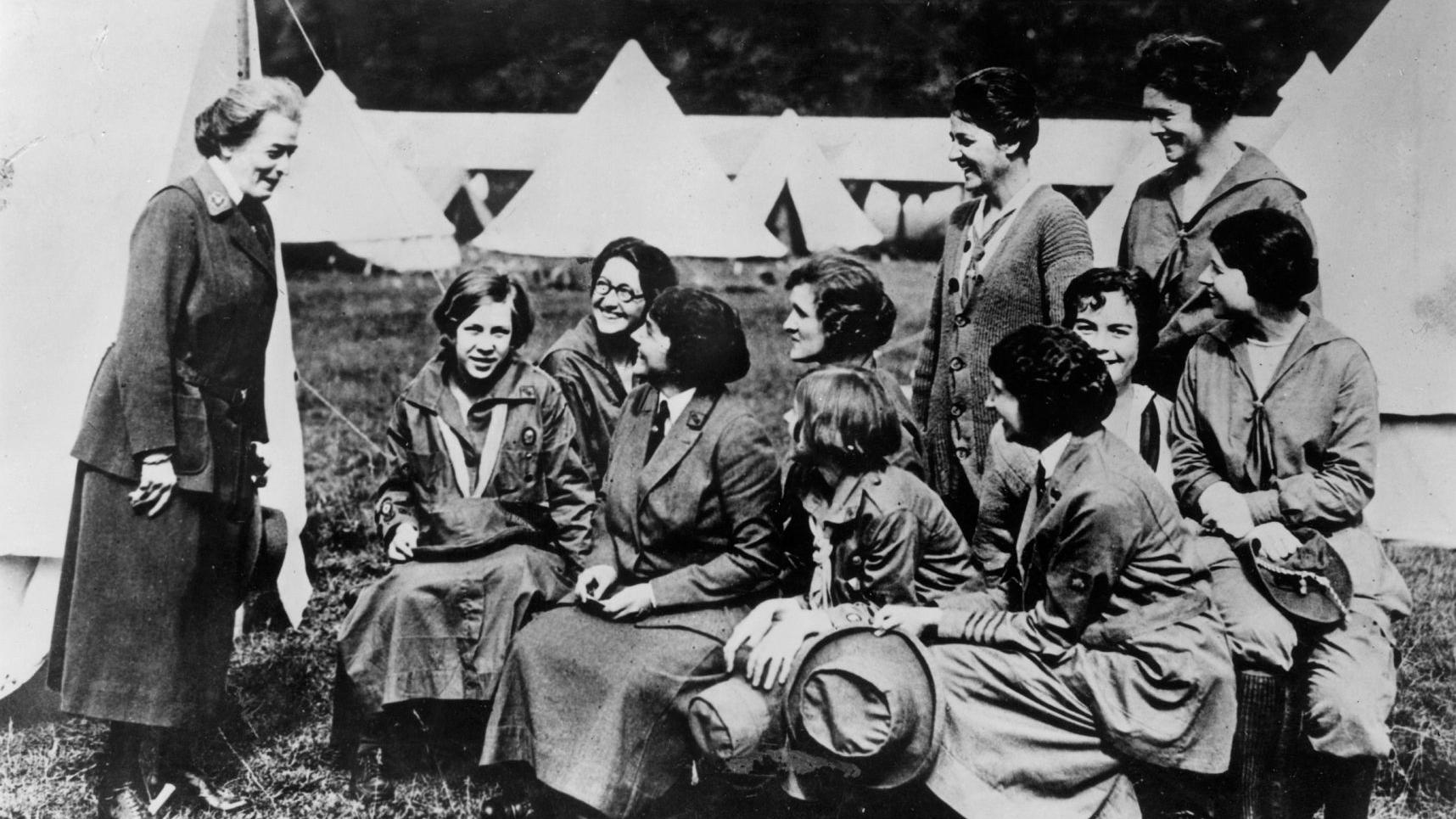 Girl Scouts turns 107 on Tuesday. A look at its history, from 1912 to today
