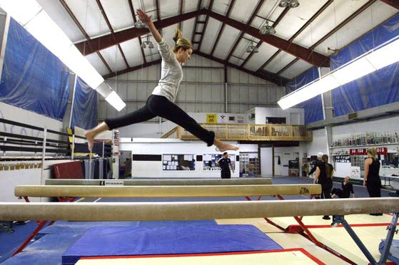 South Jersey adults interested in gymnastics find there's still time to soar