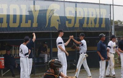 Holy Spirit Wildwood Catholic baseball