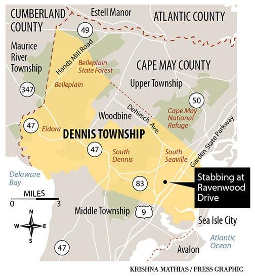 Stabbing Dennis Township