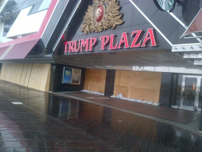 Which casino recently closed in atlantic city