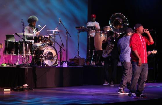 Spike Lee to direct John Legend, Roots webcast