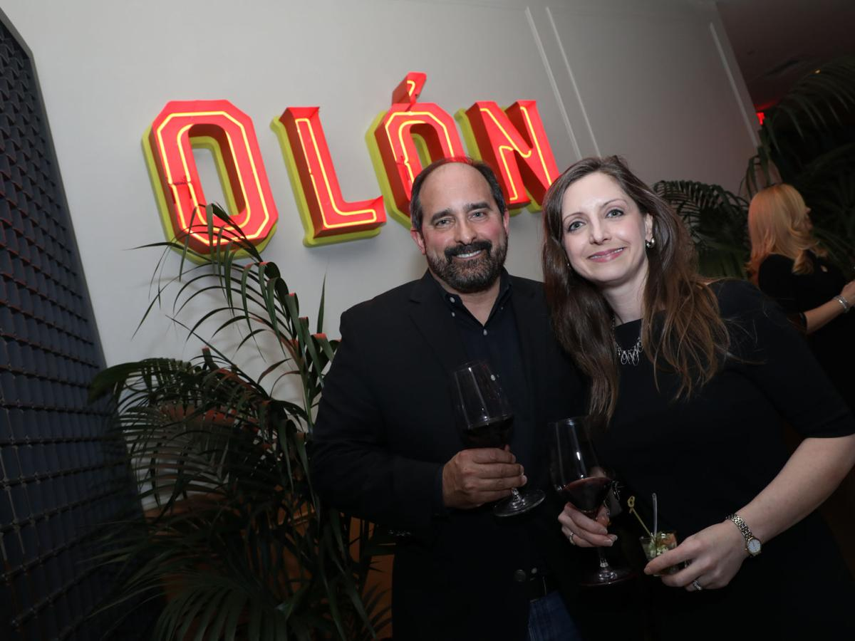 VIP opening of Jose Garces' Olon and Okatashe restaurants