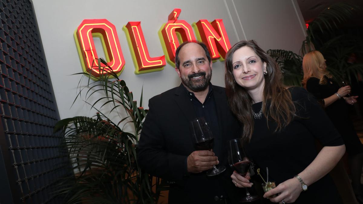 VIP opening of Jose Garces' Olon and Okatashe restaurants