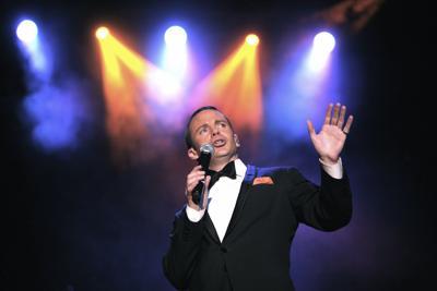 Brian Duprey as Sinatra