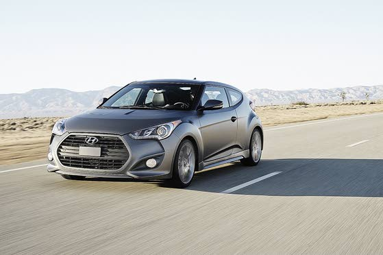 Turbo Gives 2013 Hyundai Veloster a Real Boost
