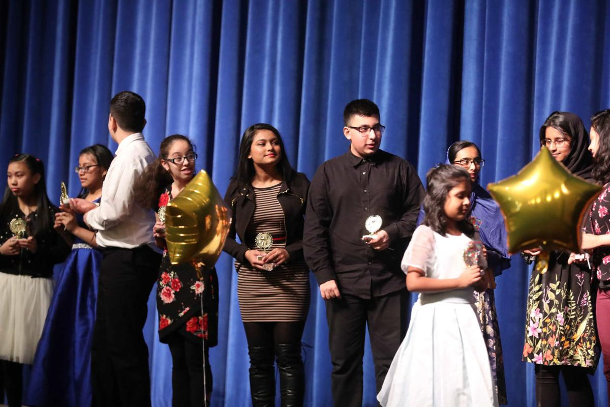 Annual Oratorical Contest at Atlantic City High School