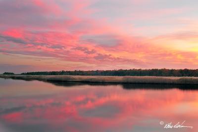 Wading River Sunset