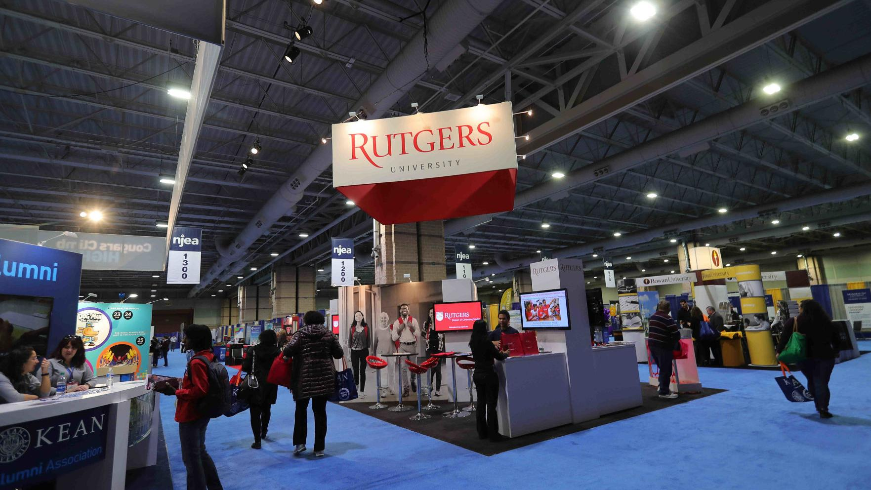 Ribbon cutting signals return of conventions in Atlantic City
