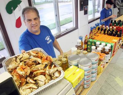 Rick's continues its tradition of offering fresh seafood