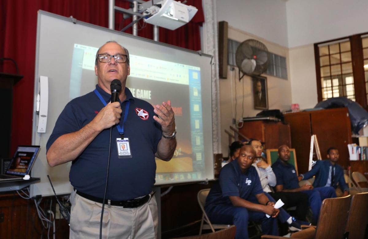 MAAC at Texas Avenue School