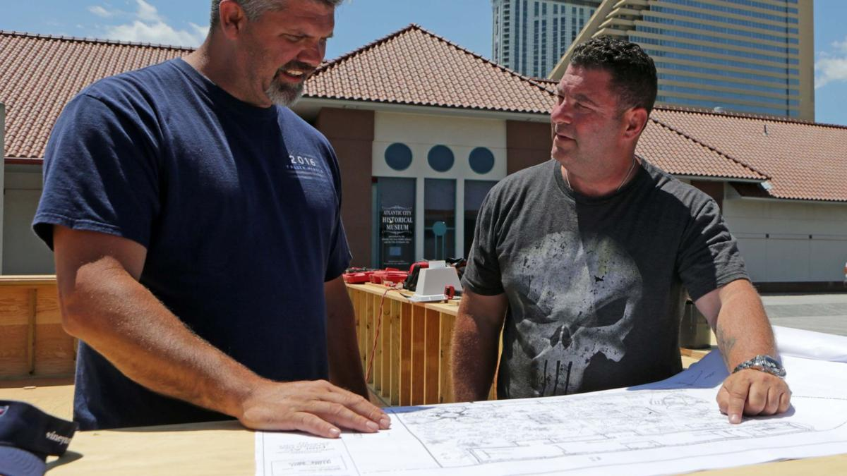 Pier AC to bring outdoor bar, stage to end of Atlantic City Boardwalk in July