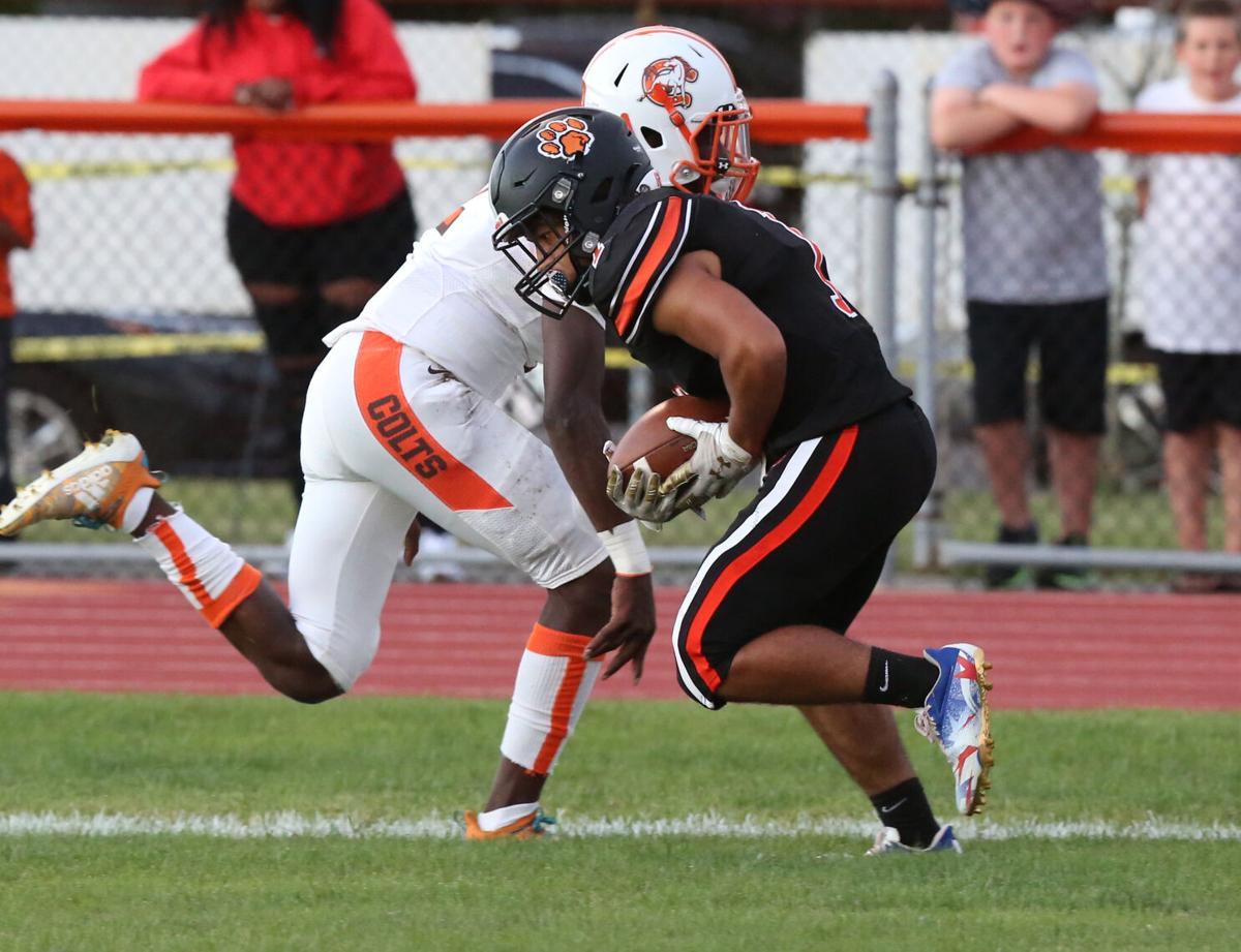 Middle Cumberland football photo for B1 for Saturday, Sept. 25
