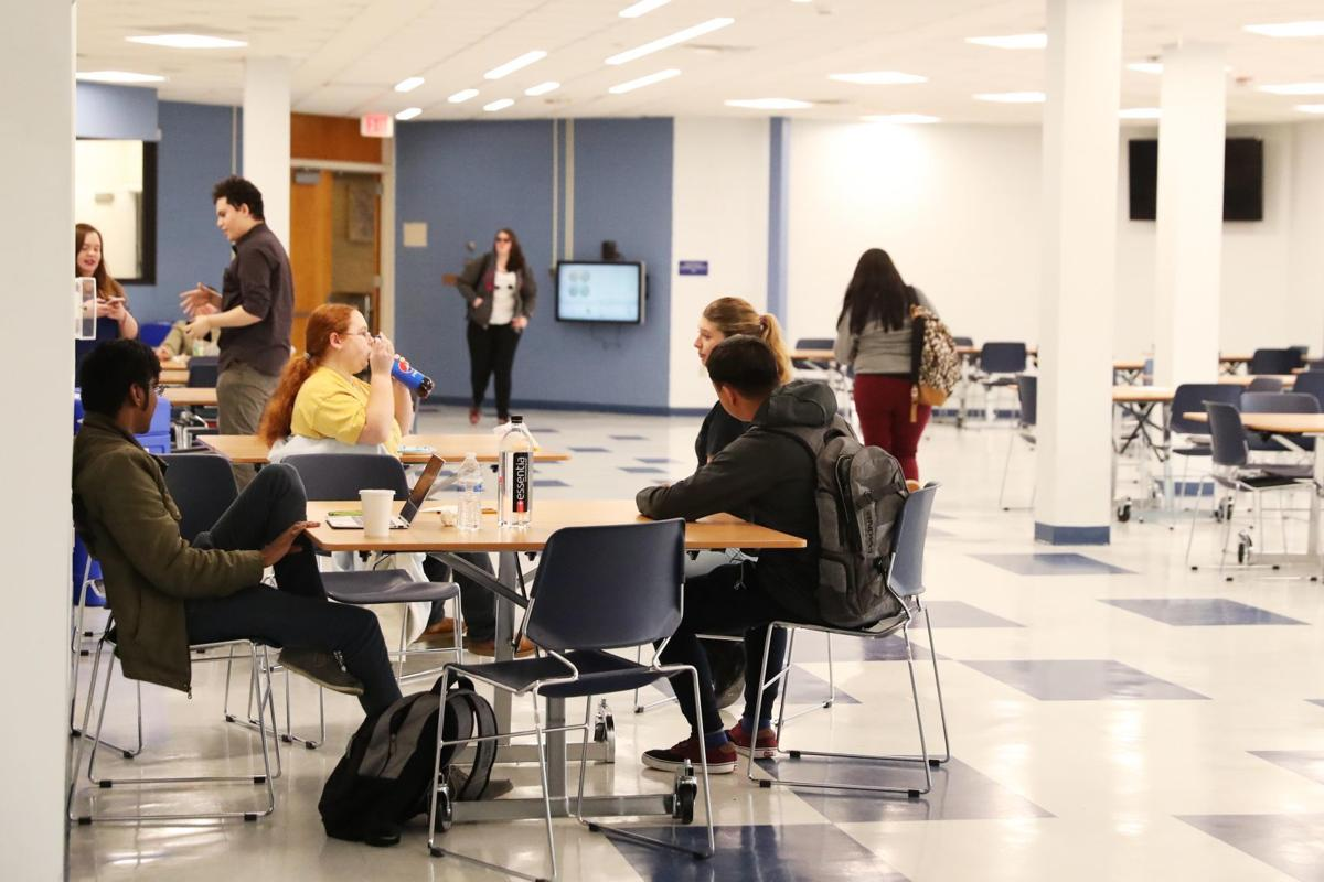 ACCC students on free community college proposal