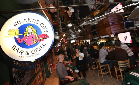 Five things you need to know about Atlantic City Bar & Grill