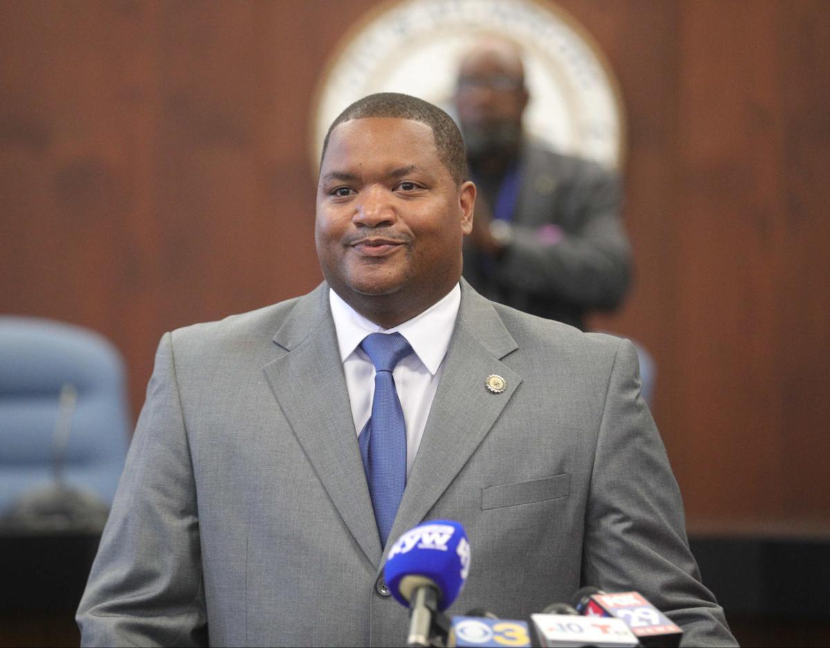 Marty Small Mayor of Atlantic City
