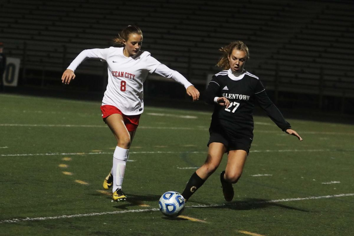 Ocean City vs. Allentown girls soccer