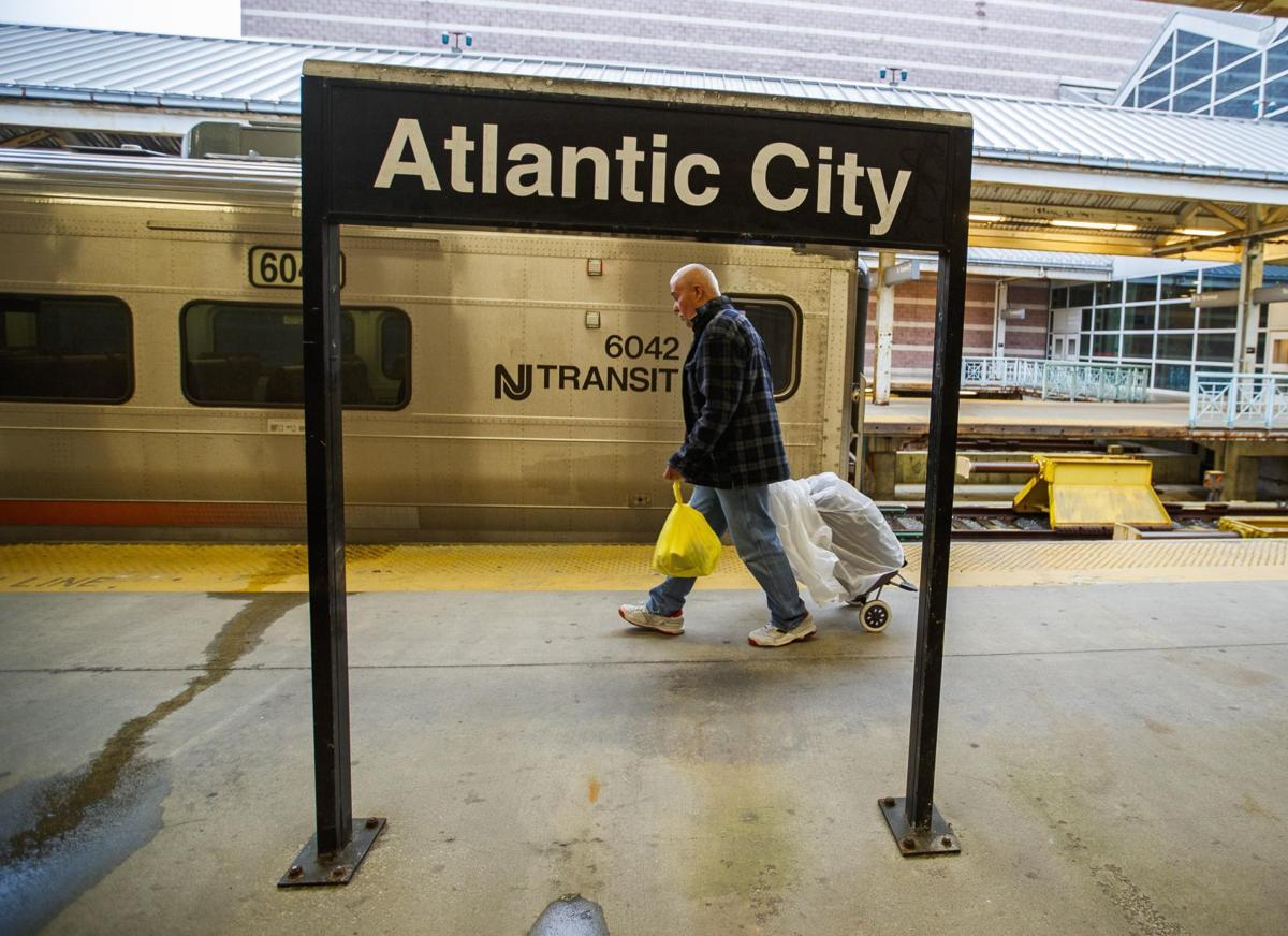 Commuters glad to be back on Atlantic City Rail Line | Lifestyles