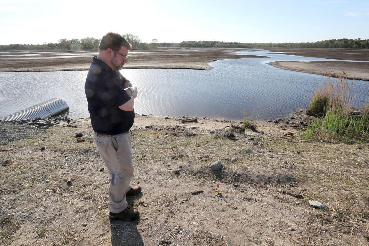 MacNamara Wildlife Area Impoundments Culverts