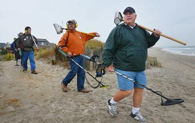 Metal Detector Enthusiasts From All